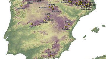 Visor cartográfico de equipamientos urbanos y rústicos